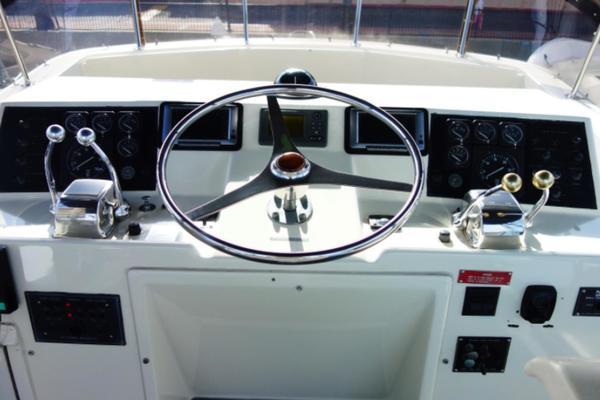 1988 Hatteras 53' MY Fisher  | Picture 5 of 41
