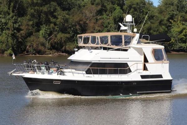 40-ft-CHB-1989-Chung Hwa 40 Oceania-New Freedom Jacksonville  United States  yacht for sale