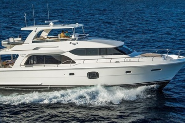65' Hampton 650 Pilothouse 2018 | Mi'kmaq