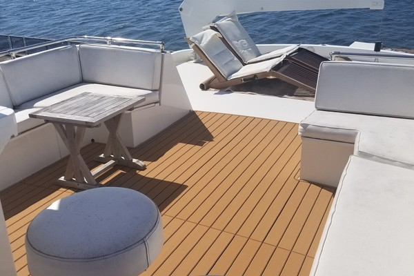 1989Hatteras 78 ft Cockpit Motor Yacht   Carolina Wind