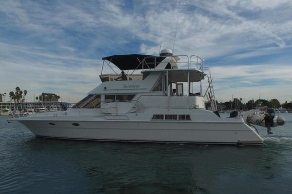 1994 President 49' Aft Cabin ButterBean | Picture 1 of 17