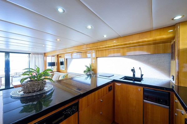 1996 Queenship 61' Pilothouse Motor Yacht UNBRIDLED | Picture 2 of 84