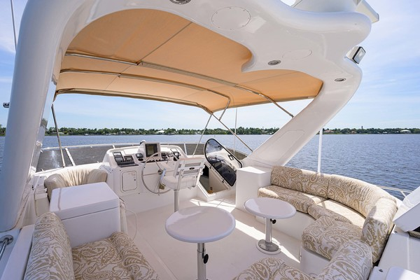 1996 Queenship 61' Pilothouse Motor Yacht UNBRIDLED | Picture 1 of 84