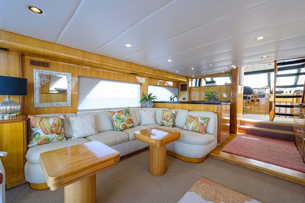 1996 Queenship 61' Pilothouse Motor Yacht UNBRIDLED | Picture 6 of 84