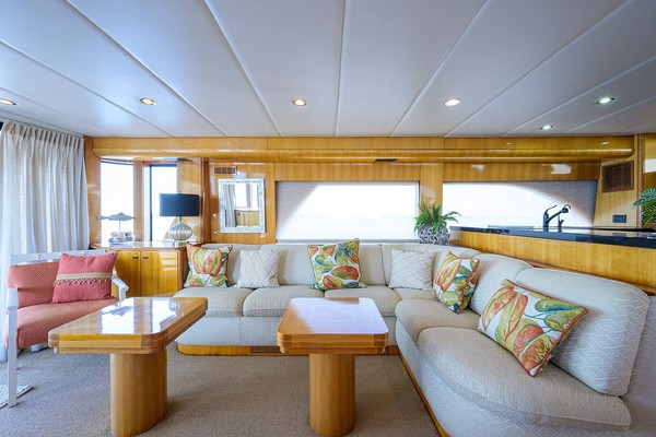 1996 Queenship 61' Pilothouse Motor Yacht UNBRIDLED | Picture 7 of 84
