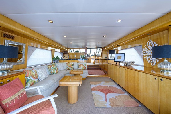 1996 Queenship 61' Pilothouse Motor Yacht UNBRIDLED | Picture 3 of 84