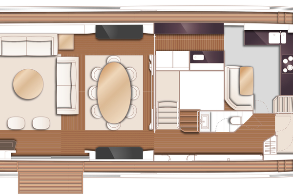 2019 Princess 98' 30M Motor Yacht Hallelujah | Picture 4 of 36
