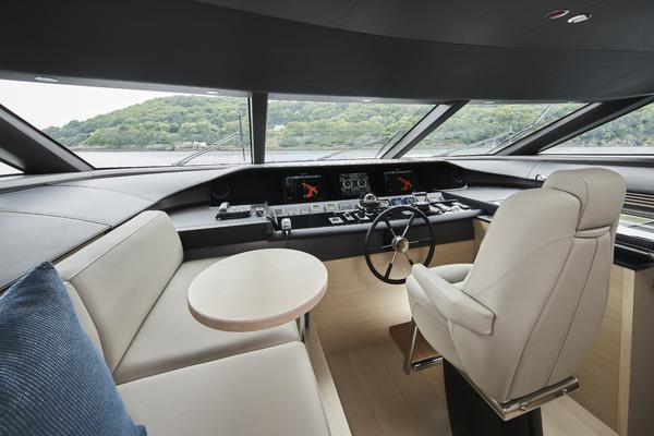 2019 Princess 98' 30M Motor Yacht Hallelujah | Picture 8 of 36