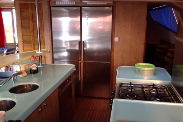 2010 Fountaine Pajot 77' Catamaran Helicat Red | Picture 8 of 48