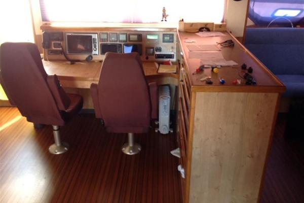 2010 Fountaine Pajot 77' Catamaran Helicat Red | Picture 6 of 48