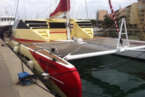 2010 Fountaine Pajot 77' Catamaran Helicat Red | Picture 2 of 48