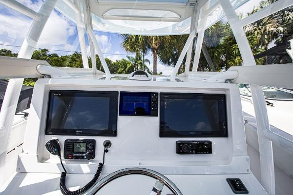 2019 Invincible 39' 39 Open Fisherman T/T Short Story | Picture 7 of 33