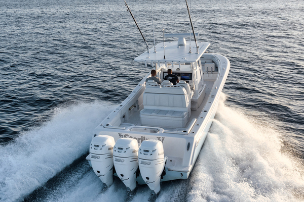 2019 Invincible 39' 39 Open Fisherman T/T Short Story | Picture 1 of 33