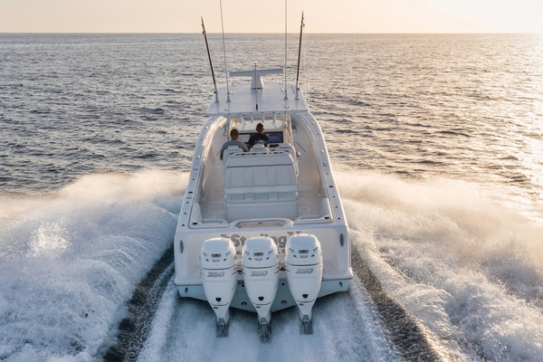 2019 Invincible 39' 39 Open Fisherman T/T Short Story | Picture 8 of 33