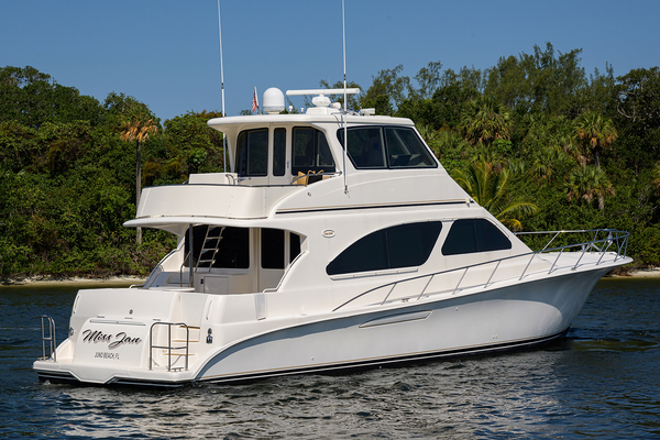 2005Ocean Yachts 65 ft Odyssey   MISS JAN