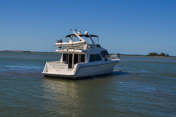 1998 Navigator 53' 5300 Pilothouse Mary Ann | Picture 8 of 80