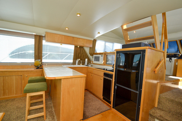 1998 Navigator 53' 5300 Pilothouse Mary Ann | Picture 7 of 80