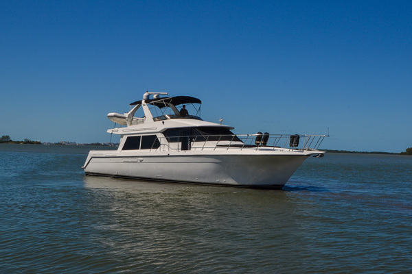 1998 Navigator 53' 5300 Pilothouse Mary Ann | Picture 1 of 80