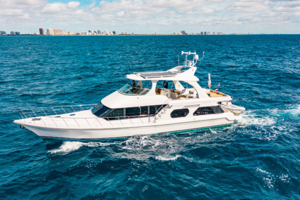 Bluewater Yachts 65 Motor Yacht