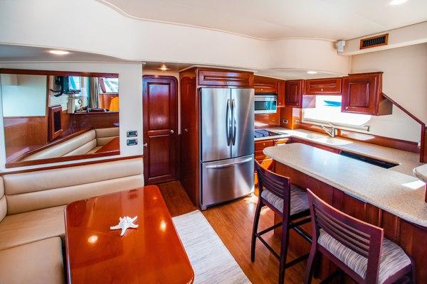2009Bluewater Yachts 65 ft 65 Motor Yacht   Half Mine
