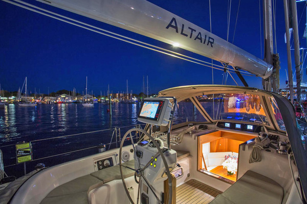 2015 Oyster 48' 475 ALTAIR | Picture 5 of 56