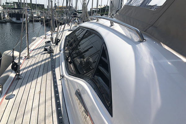 2015 Oyster 48' 475 ALTAIR | Picture 4 of 56
