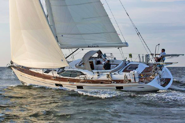 2015 Oyster 48' 475 ALTAIR | Picture 2 of 56