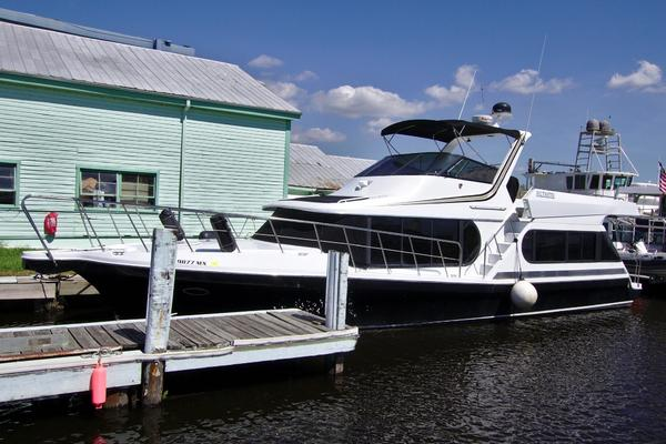 46-ft-Bluewater Yachts-1993-46 Coastal Cruiser-Crown N Water Alva Florida United States  yacht for sale