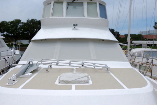 1998 Ocean Alexander 54' Yachtfish Command Bridge Melodious | Picture 4 of 14