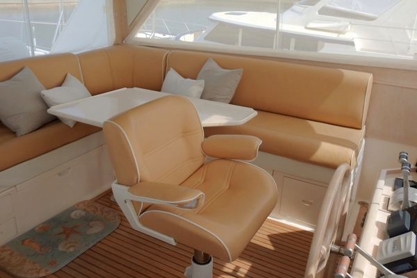 1998 Ocean Alexander 54' Yachtfish Command Bridge Melodious | Picture 7 of 14