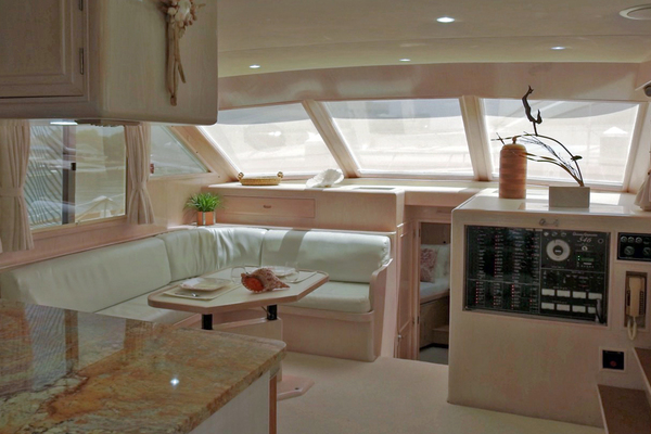1998 Ocean Alexander 54' Yachtfish Command Bridge Melodious | Picture 5 of 14