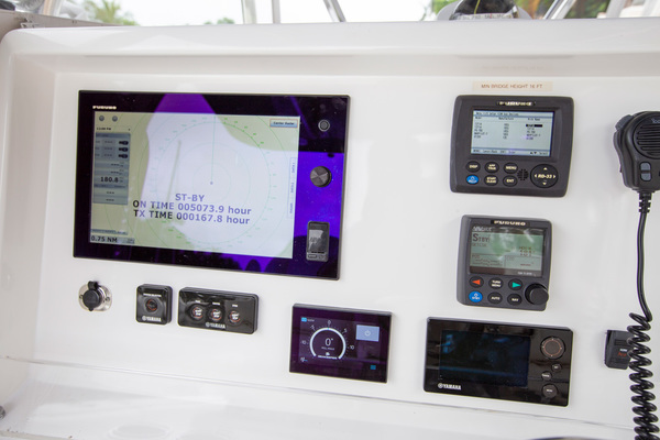 2013 Invincible 42' 42 CC w/SeaKeeper Tender | Picture 5 of 41