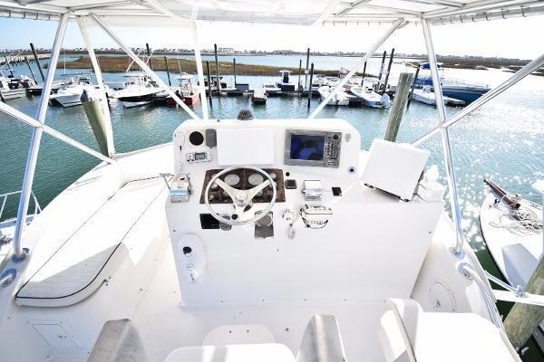 2005 Judge 42' 42XC Convertible Wicked Tuna | Picture 5 of 33