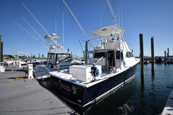 2005 Judge 42' 42XC Convertible Wicked Tuna | Picture 1 of 33