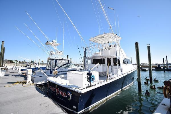 2005 Judge 42' 42XC Convertible Wicked Tuna | Picture 7 of 33