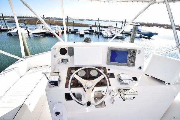 2005 Judge 42' 42XC Convertible Wicked Tuna | Picture 4 of 33
