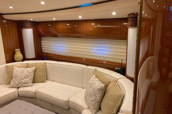 2004 Viking Princess 65' V65 Sweet Thing | Picture 1 of 36