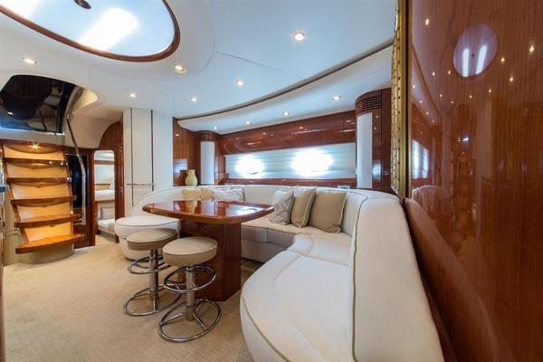 2004 Viking Princess 65' V65 Sweet Thing | Picture 2 of 36