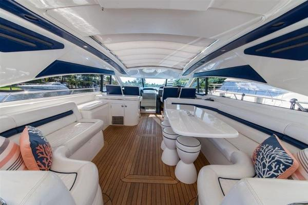 2004 Viking Princess 65' V65 Sweet Thing | Picture 6 of 36