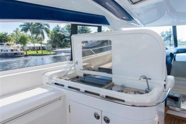 2004 Viking Princess 65' V65 Sweet Thing | Picture 5 of 36