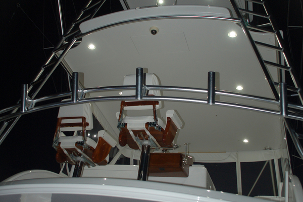 2004 Sculley 60' Custom 60 - Repowered & Gyro stabilized STEALIN TIME   Picture 6 of 77