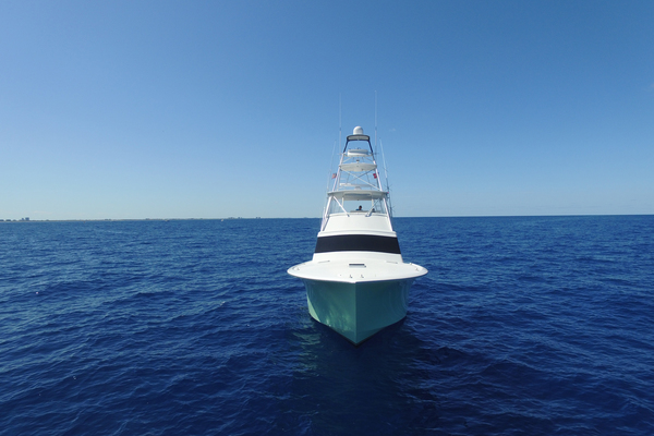 2004 Sculley 60' Custom 60 - Repowered & Gyro stabilized STEALIN TIME   Picture 3 of 77