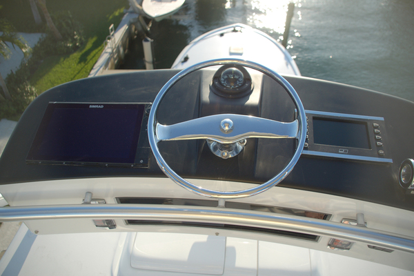 2004 Sculley 60' Custom 60 - Repowered & Gyro stabilized STEALIN TIME   Picture 7 of 77