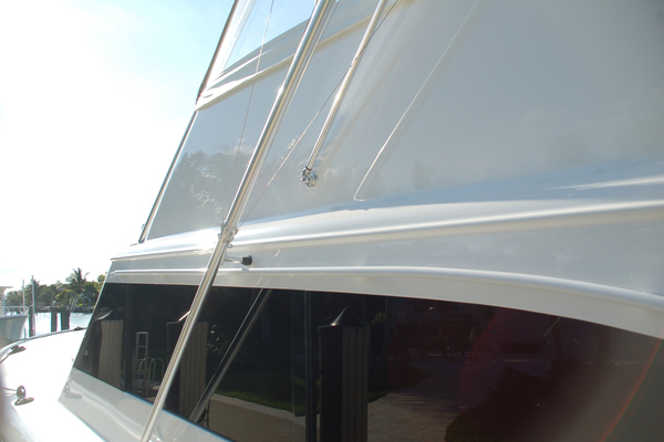 2004 Sculley 60' Custom 60 - Repowered & Gyro stabilized STEALIN TIME   Picture 2 of 77
