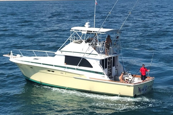 1974 Bertram 46' Sport Fish New Latitude | Picture 6 of 17
