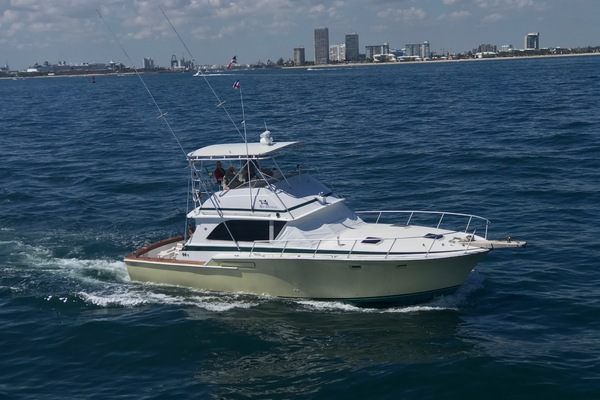 1974 Bertram 46' Sport Fish New Latitude | Picture 3 of 17