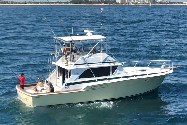 1974 Bertram 46' Sport Fish New Latitude | Picture 8 of 17