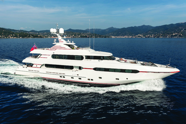 147' Sunrise Tri-deck Motor Yacht 2014 | Atom