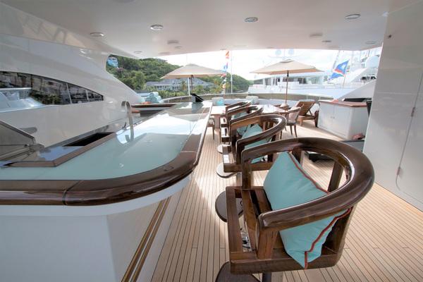 2010 Trinity Yachts 164' Tri-Deck Motor Yacht ASPEN ALTERNATIVE   Picture 5 of 30