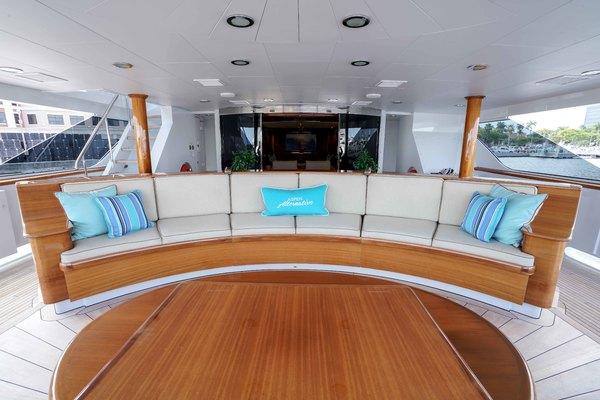 2010 Trinity Yachts 164' Tri-Deck Motor Yacht ASPEN ALTERNATIVE   Picture 7 of 30